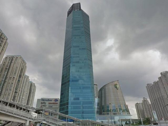Office space dijual di APL tower central park, podomoro city
